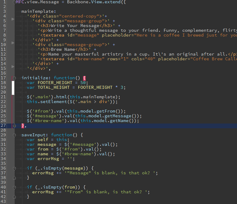 My Color Scheme For Webstorm Phpstorm Amp Rubymine