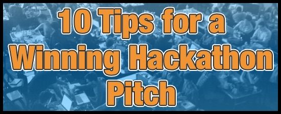10TopTipsHackathonPitch